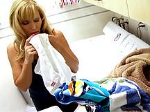 My MILF Story Began On Laundry Day...